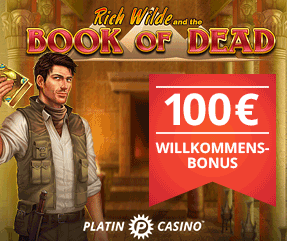 Book of Dead spielen - Beste Online Casinos 2021